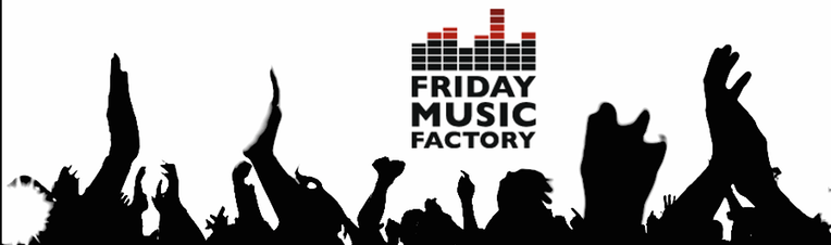 Friday Music Factory Banner